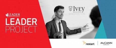McCann Sarajevo partner Leader Project-a za mlade poduzetnike koji se prvi put održava u BiH