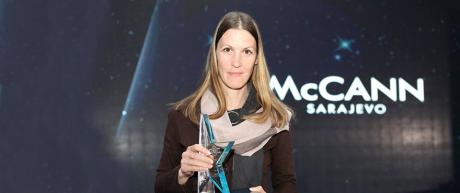McCann Sarajevo, zvijezda bonitetne pouzdanosti kreativne industrije u BiH