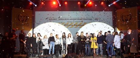 McCann Sarajevo - Agencija godine na No Limit Sarajevo Advertising Festivalu